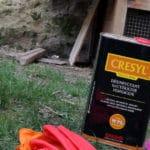 Nettoyer son poulailler au Crésyl