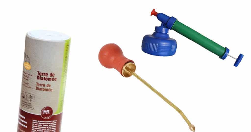 Insecticide - Diatomée