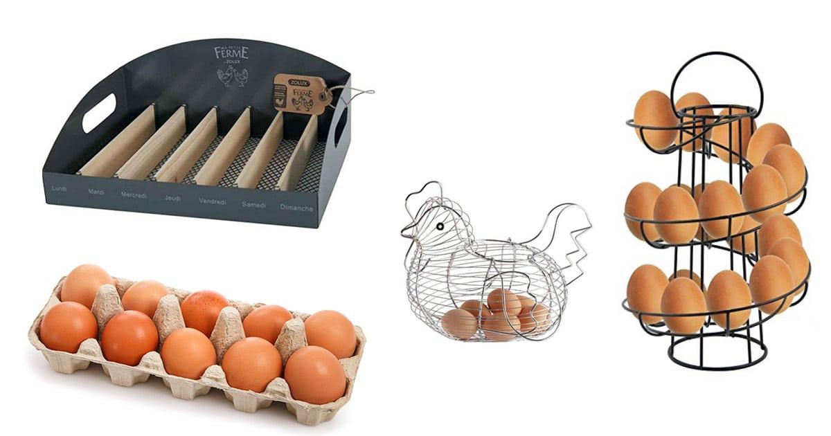 conserver les oeufs - Comment stocker ses oeufs ?
