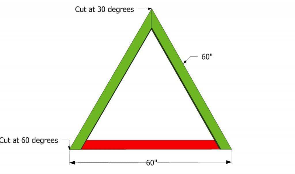 Construire Un Poulailler Triangulaire
