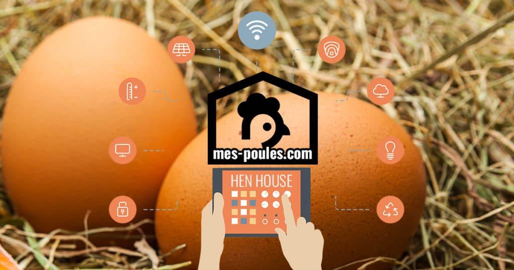 connecte hen house