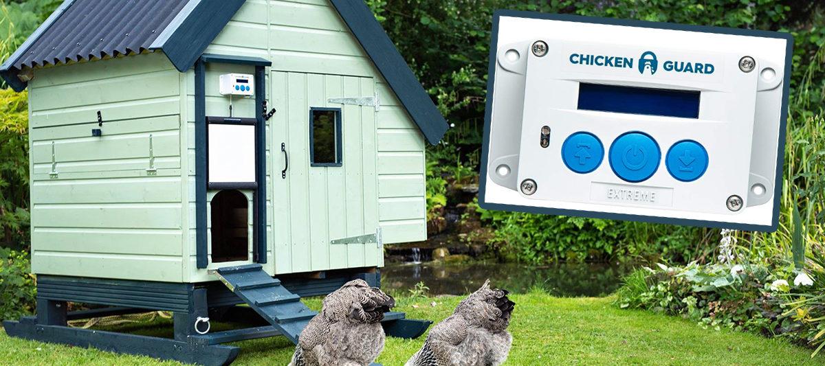 porte chickenguard 1200x533 - Chickenguard, la porte de poulailler automatique