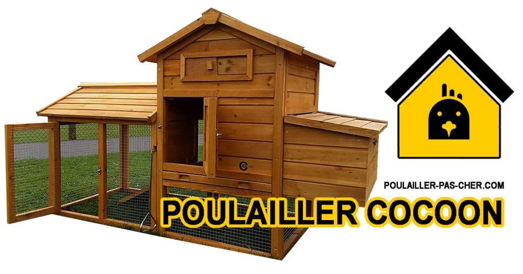 Poulailler - Poulet de Faverolles