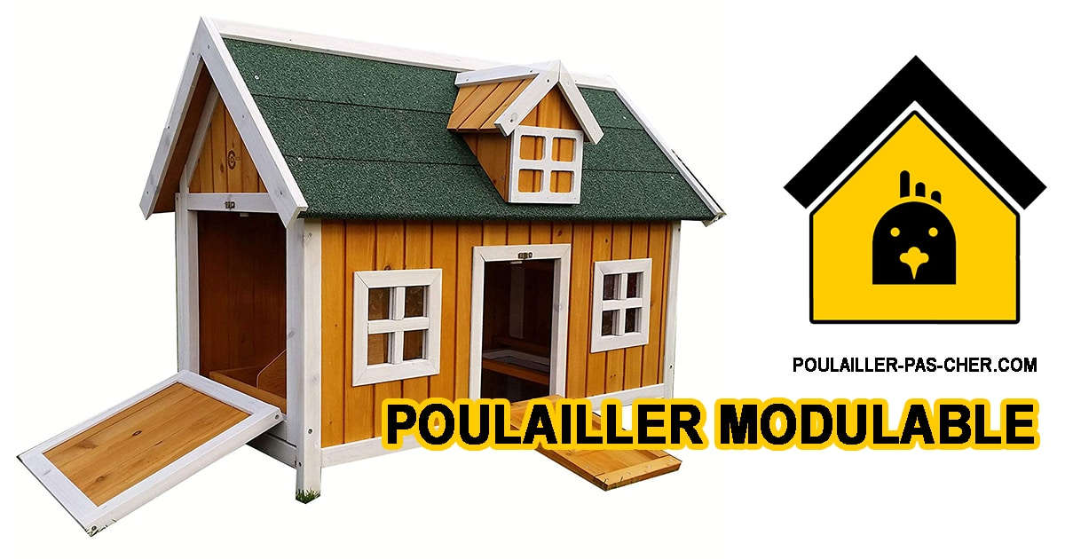 POULAILLER MODULABLE