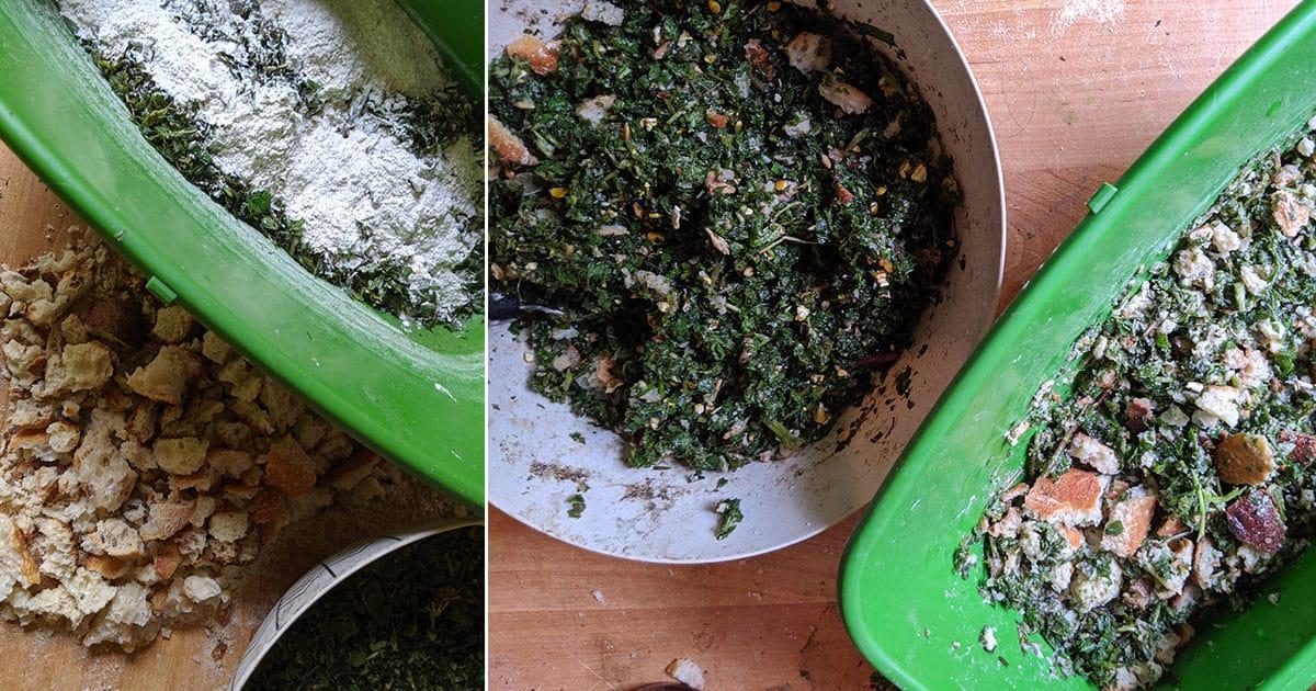 Herbe - Légume-feuille